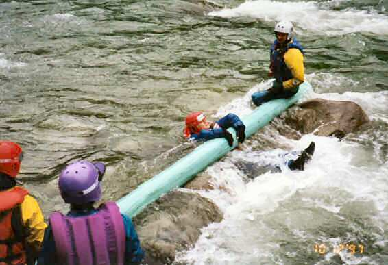 Swiftwater Rescue Training - Pictures